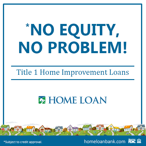home loan bank home improvement application