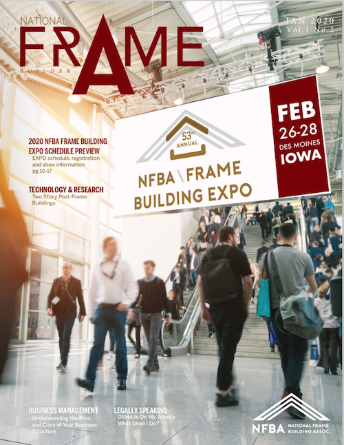 Read National Frame Magazine!